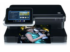 HP Photosmart eStation review | HP's new range-topping all-in-one inkjet comes complete with detachable tablet Reviews | TechRadar
