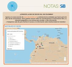 Nueva sección del Portal General del SiB