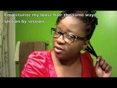 How I Keep My Natural Hair Moist - The 4b Type