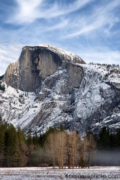 Ahwahnee Meadow and Half Dome by Troy Montemayor on 500px