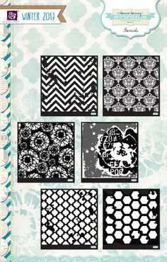 CHA Peek Doll Stamps, Junkyard Findings, and Donna Downey Stencils! Stencils, Stencil Art, Art Journal Pages, Art Journaling, Journal Covers, Paper Art, Paper Crafts, Art Journal Inspiration, Journal Ideas