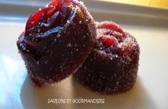 Cerise Cerise Fruit, Christmas Candy Crafts, Bonbon Caramel, Healthy Candy, Candied Fruit, Biscuit Recipe, Healthy Cooking, Fudge, Sweet Tooth