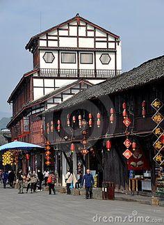 Jie Zi, China: Gingko Square Buildings