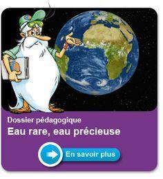 """Dossier pédagogique Unicef sur l'eau avec des vidéos gratuites de la série """"Il était une fois..."""""""