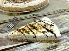Cheesecake+al+cocco,+dolce+senza+cottura