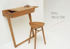 A little writing desk...
