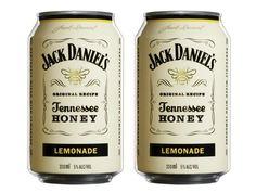 Jack Daniel's Tennessee Honey and Lemonade premix