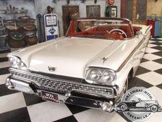 Cadillac Ford Fairliner Skyliner Cabrio 1959 - Bild 1