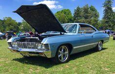 '65 Chevy Impala SS  Pic. by Joe Danon