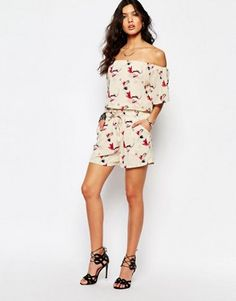 Y.A.S Flawless Shorts in Floral Print