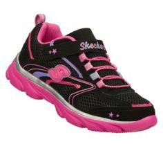 Women's Skechers Lite Waves - Skybeam - PinkBlack