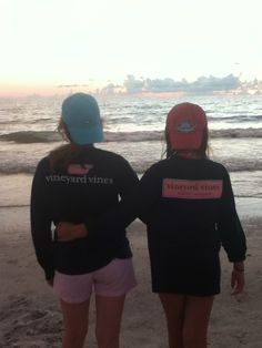 You have to love the beach! #VineyardVines