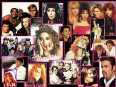 80s music :) All the great ones!!