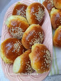 Food Gallery, Greek Recipes, Pretzel Bites, Favorite Recipes, Sweet, Crochet Bedspread, Hamburger, Breads, Blog