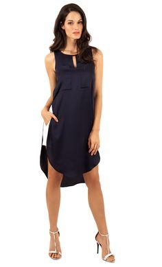 Alma Top MK Collab designer fashion by Maria Kenson  http://www.Werkit.biz