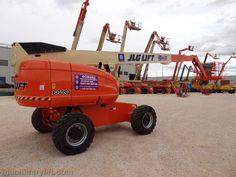 Used telescopic boom Lift JLG 660SJ 2002 Price: 29800 €