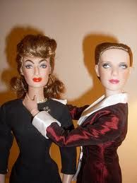 DOLLS  JOAN CRAWFORD & BETTE DAVIS
