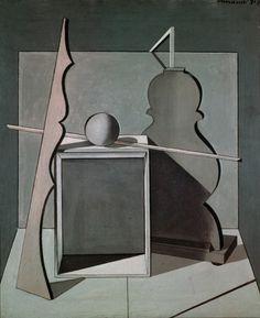 """""""Still Life"""" Giorgio Morandi, 1919"""