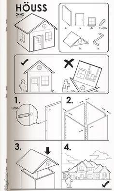 IKEA Anleitungen mal anders