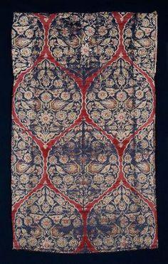 Textile length Turkish, Ottoman, 1575–85