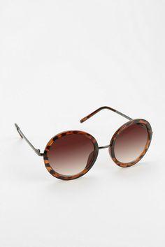 Yoko Round Sunglasses Online Only