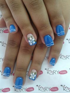 Nail art Fingernail Designs, Toe Nail Designs, Nail Polish Designs, Toe Nail Art, Nail Art Diy, Diy Nails, Accent Nails, Nail Tutorials, Perfect Nails