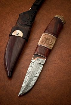 Work from 2008 | André Andersson Custom Knives