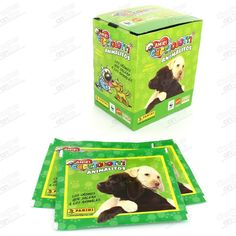 CROMOS ANIMALES CUCCIOLOTTI PANINI - www.chuchesonline.com
