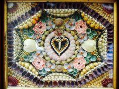 Beautiful Shell Art
