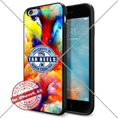 WADE CASE University of North Carolina Logo NCAA Cool Apple iPhone6 6S Case #1386 Black Smartphone Case Cover Collector TPU Rubber [Colorful] WADE CASE http://www.amazon.com/dp/B017J7NSCI/ref=cm_sw_r_pi_dp_fbltwb1Q84QVB