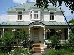 Kamouraska Bas Saint Laurent, Canada, Quebec City, Architecture, Old Houses, Genealogy, Montreal, Beautiful Homes, Mansions