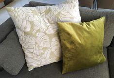 Verde na Decoração! Throw Pillows, Home, Green, Toss Pillows, Decorative Pillows, Decor Pillows, Scatter Cushions, Haus, Homes