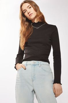 MOTO Bleached Out Mom Jeans - New In- Topshop Europe