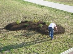 The Making of a Landscape Berm