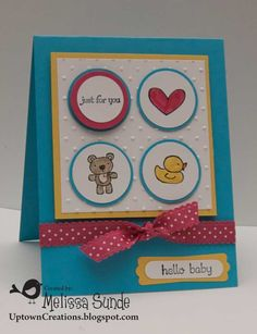 Uptown Creations- Stampin' Up! Independent Demonstrator