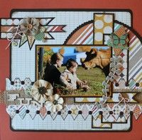 A Project by charran359 from our Scrapbooking Gallery originally submitted 04/21/12 at 08:23 AM