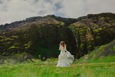 Gaby + Jesus  #Weddings #bride #WeddingPhotography #DestinationWedding #Iceland