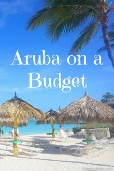 Like most other Caribbean islands, Aruba is expensive. Save money while you visit paradise! Here are the top tips for a Aruba Vacation on a Budget.