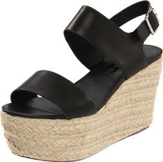 I usually hate wedges, stilletoes more my thing but this is cute