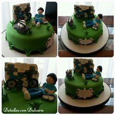 Torta Feliz cumpleaños