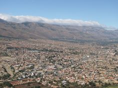 Cochabamba, Bolivia...one of my favorite places on earth.