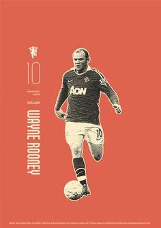 My M.U, my Rooney!