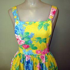 6afb73b092a7a7 Vintage Pinafore Jumper   Dress