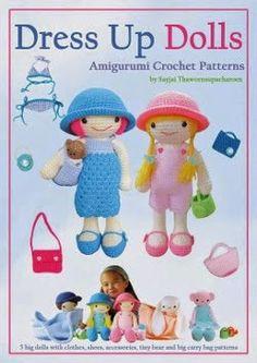 Crochet Terminology and Abbreviations ~ Amigurumi crochet patterns ~ K and J Dolls / K and J Publishing