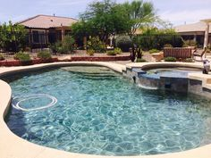 Fresh and clean after acid wash. Pool Care, Pool Service, Fresh And Clean, Cleaning, Outdoor Decor, Home Decor, Decoration Home, Room Decor, Home Cleaning