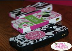 monogrammed Otterboxes!