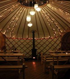 Gallery - Wedding Yurts