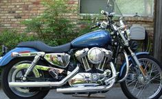 Harley-Davidson Sportster XL 1200C, full of power | [GMG] Cars, Bikes & Races