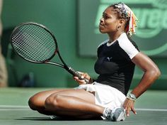 Serena turned professional in September 1995 at the age of Because she was so young, she was not allowed to play in tournaments sponsored by the WTA but could participate in non-WTA events. Serena Williams Boyfriend, Venus And Serena Williams, Tennis Clothes, Tennis Outfits, Professional Tennis Players, Tennis Players Female, Sport Icon, Tennis Stars, Body Electric