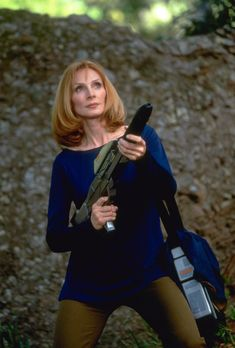 Beverly Crusher in STAR TREK: INSURRECTION (1998).